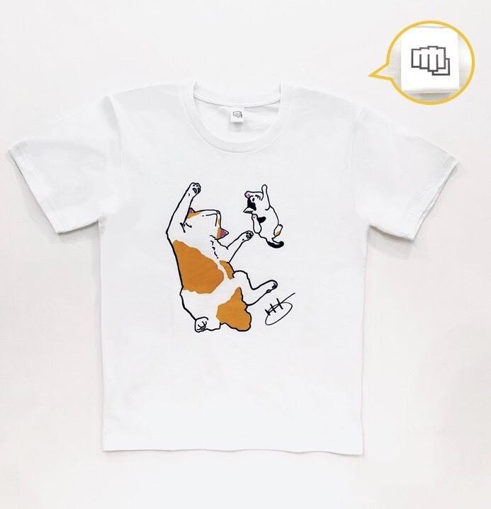 ぷーるとみかん Tシャツ